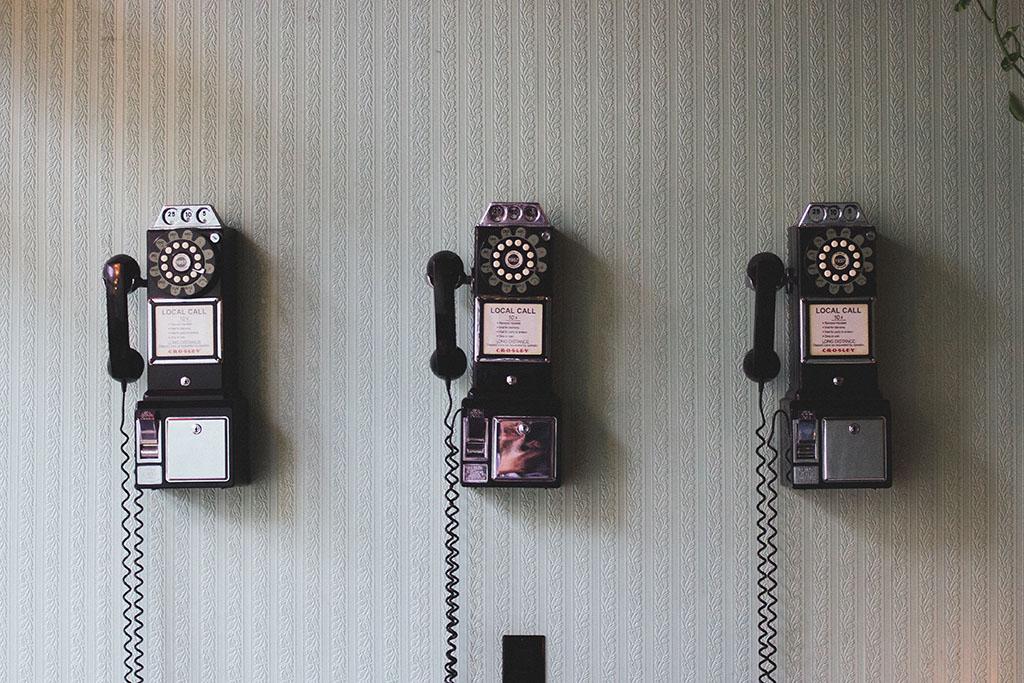 Ang. porttelefonibeställningar